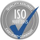 Certified Company under ISO 9001:2015. Quality Assured.